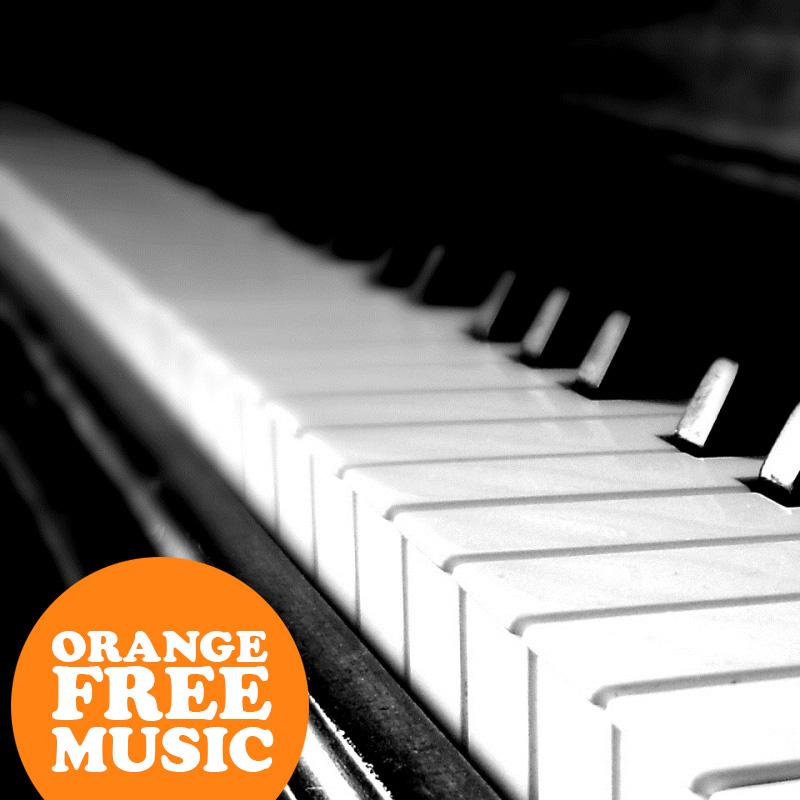 Sentimental Piano Solo - Royalty Free |Stock Music | Orange Free Music | BGM