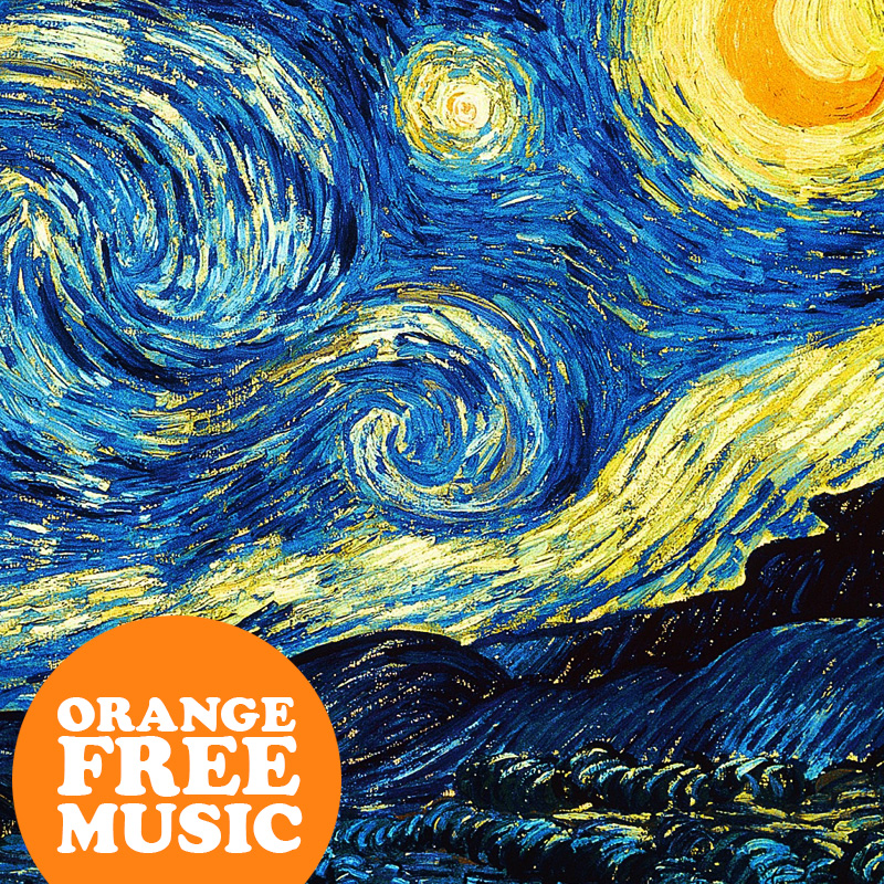 The Starry Night Ambient - Royalty Free | Orange Free Music