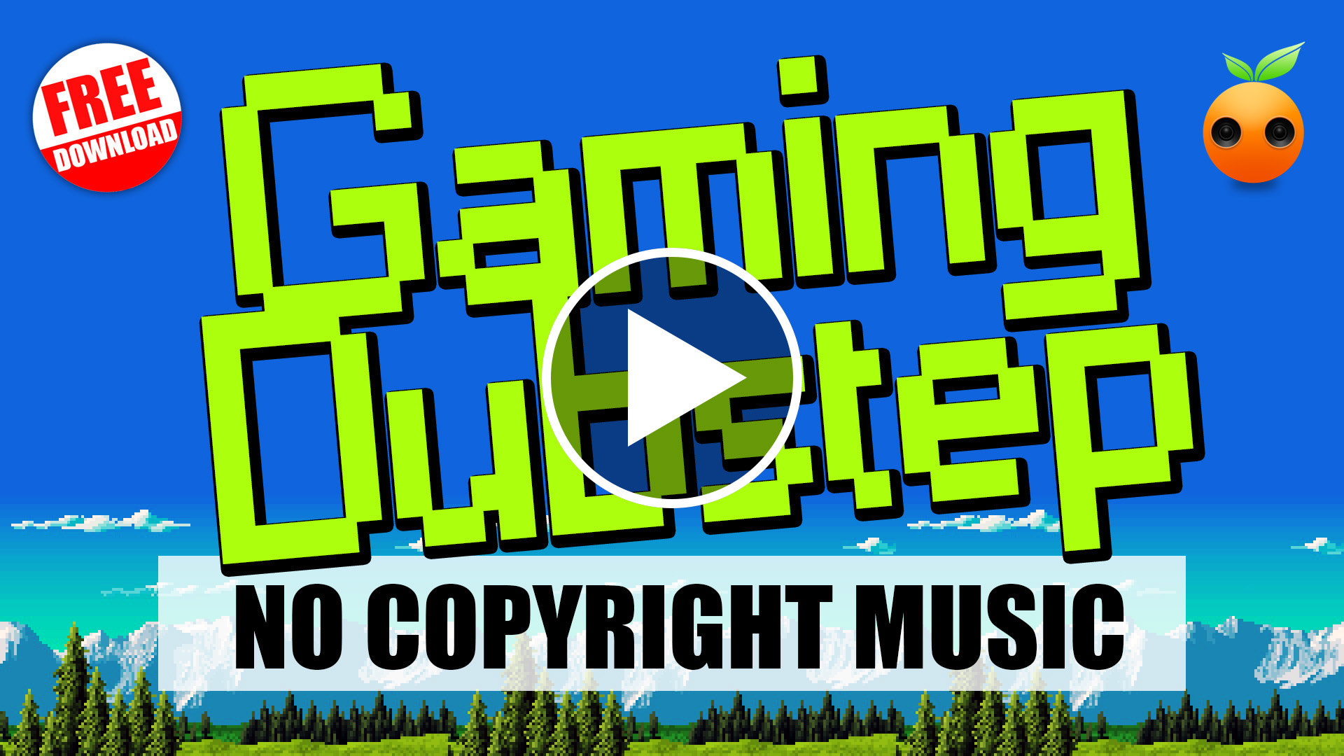 Gaming Dubstep - No Copyright Music | EDM | Orange Free Music